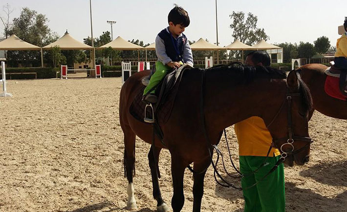 Photo Credit: International Equestrian School