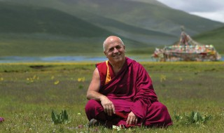 "Matthieu Ricard, dubbed ""Happiest man in the world,"" is a western Buddhist monk and avid meditator."