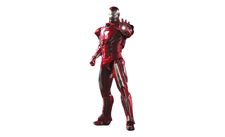 Iron Man 3 Figurine SR 1,299