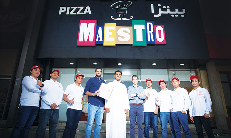 Image result for Maestro Pizza, Saudi Arabia