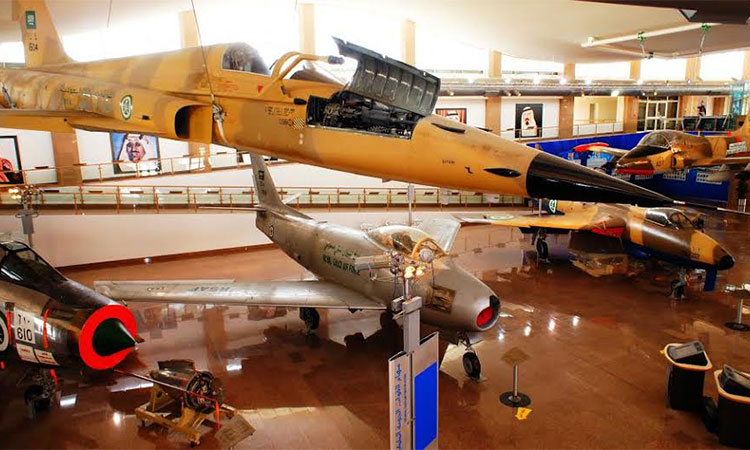 Saqr Al-Jazeera Aviation Museum