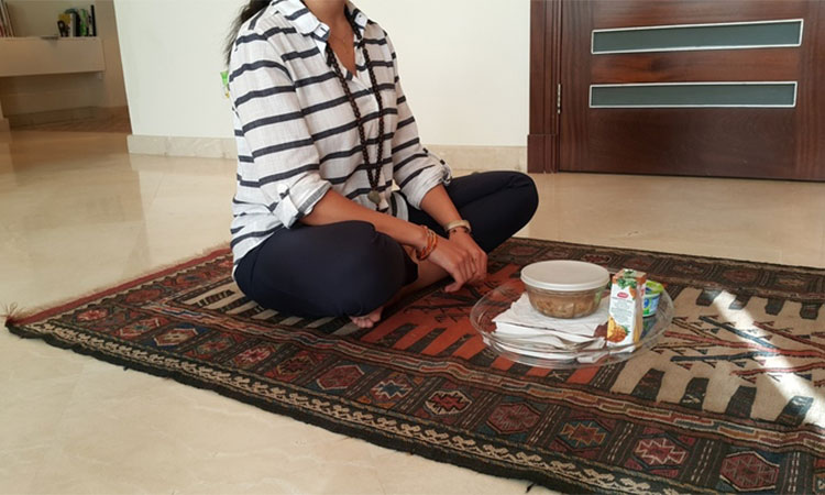 Eating On The Floor Why You Would Want To Destination Ksa
