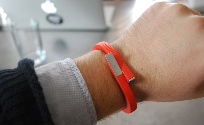 Jawbone Up24, Photo Credit: gigaom.com