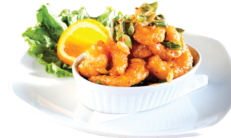 Dynamite Shrimp 370 – 450 calories = 1 hour of walking at 4.5 – 5 miles per hour pace = 30 minutes of rope jumping.