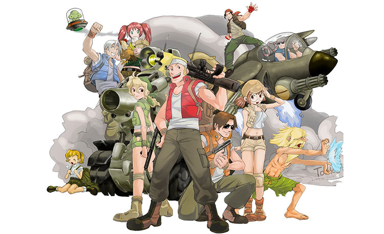 Metal-Slug-in-Real-Life-by-Andrew-McMurry-Video-Game-Baddies-Meet-Real-Life-Demise.