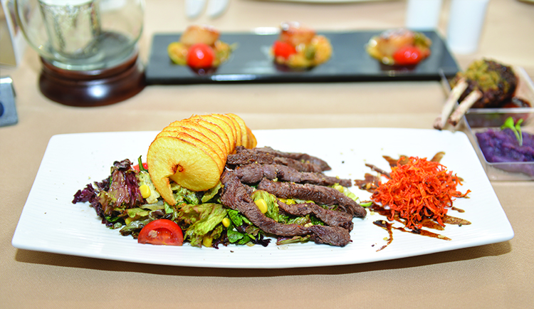 Our favorite grill restaurants in jeddah destination ksa for Art cuisine jeddah