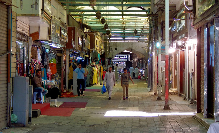 Bargain gems hidden in jeddah 39 s shopping scene for Art cuisine jeddah