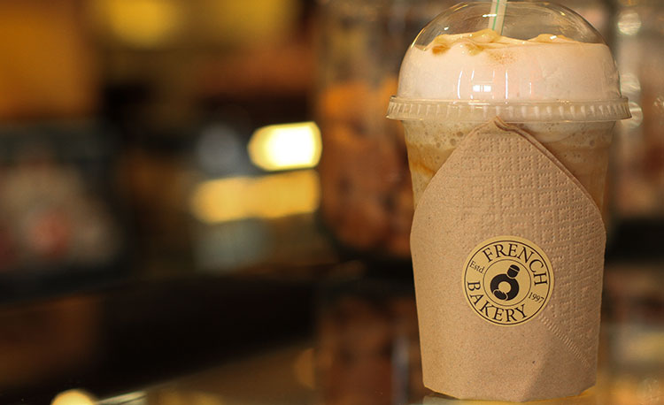 French Bakery - Iced Blended Coffee