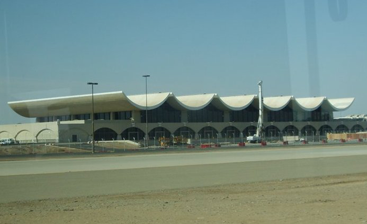 Jeddah - King Abdul Aziz International Airport Photo Credit: Internationmiqyas.com
