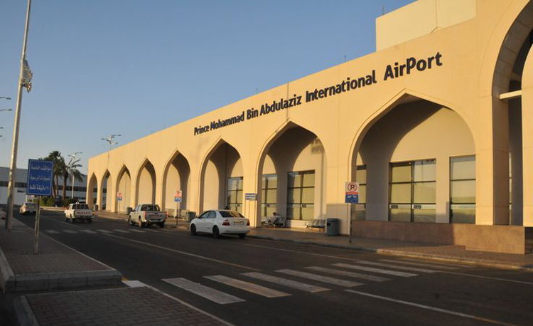 Medina - Prince Mohammad  Bin  Abdul Aziz international Airport Photo Credit: pinterest.com