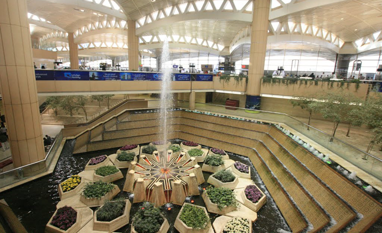 Riyadh - King Khalid International Airport Photo Credit: panoramio.com