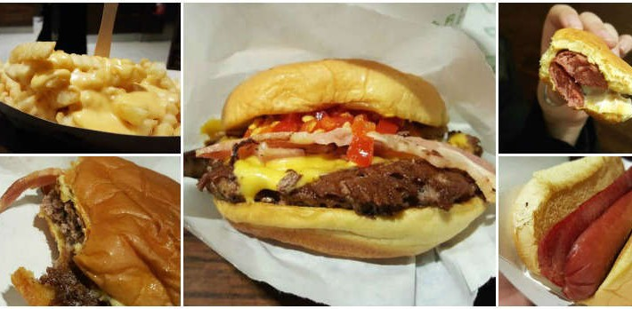 Shake Shack Collage pic