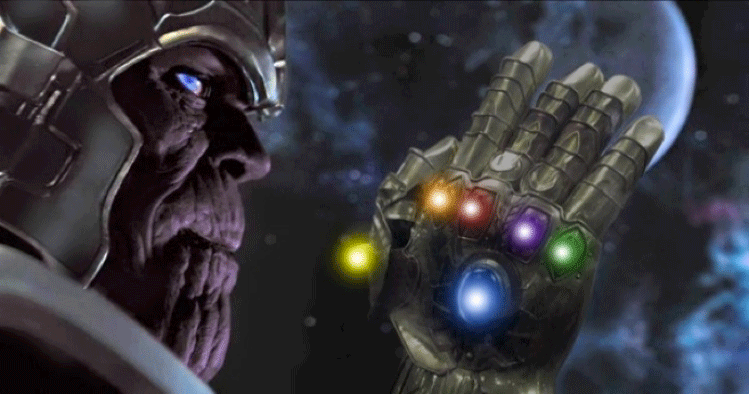 Get your very own infinity gauntlet at DAMAS outlets now