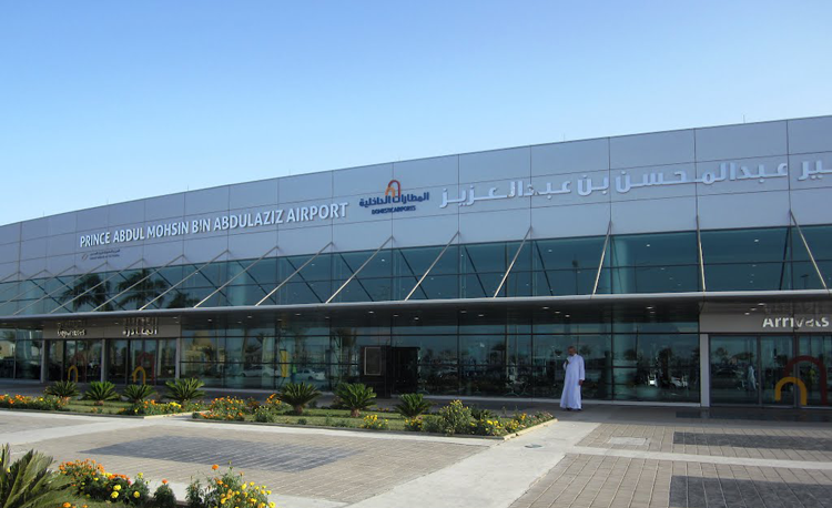 Yanbu - Prince Abdul Mohsin Bin Abdul Aziz international Airport Photo Credit: skyscrapercity.com