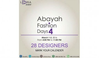 Libra Boutique Abaya Fashion Days 4