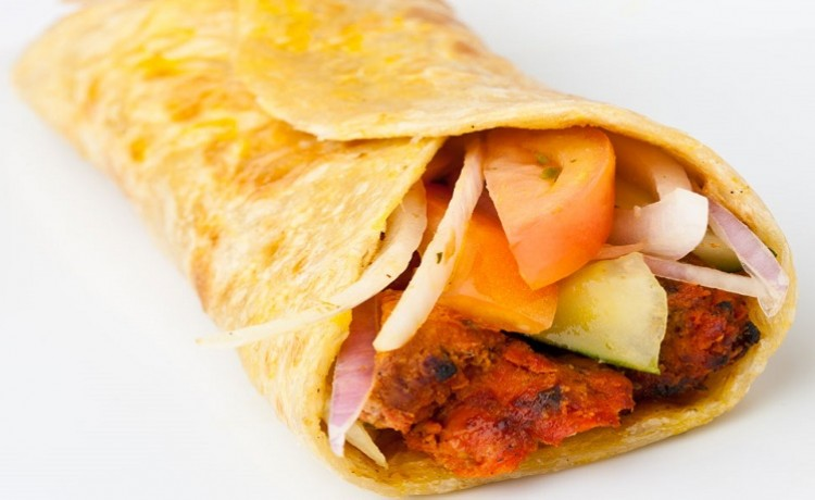 Paratha Roll (taken from foodstreet.com.pk)