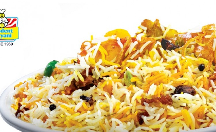 Student Biryani (taken from labelsticks.com)