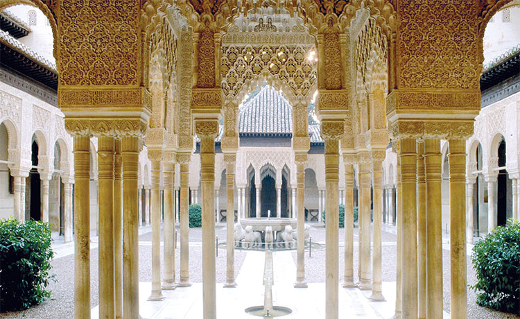 Court-Of-The-Lions-Alhambra-Granada-Spain-Wallpaper-1235