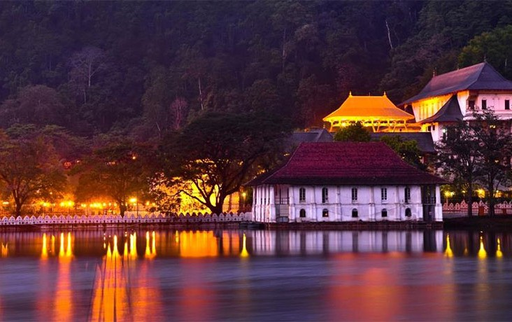 Kandy-Temple