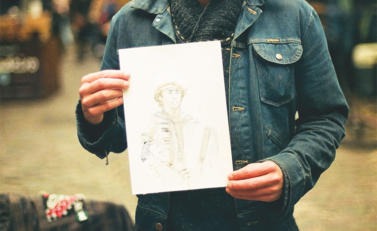 we-met-a-guy-with-a-sketch-of-himself-in-his-hand