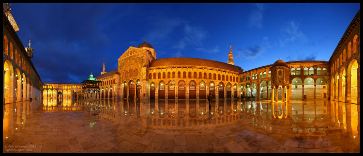 Umayyad-Mosque---nightcitylights