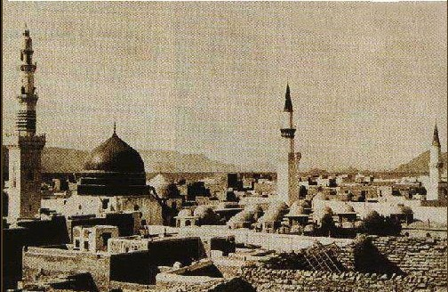 Rare-Photos-of-Madina-