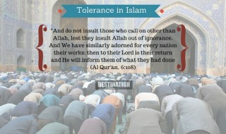 Tolerance in Islam (1)