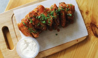 Tomahawk's Barbecue Wings