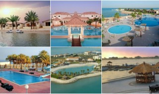 Ultimate List of Resorts Collage