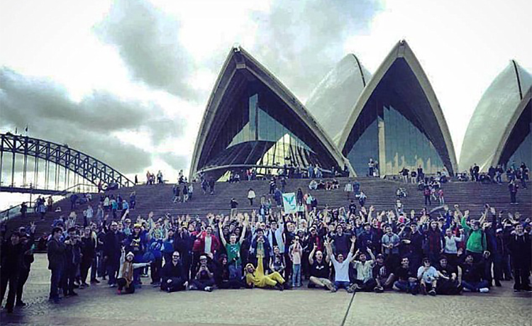 sydney pokemon