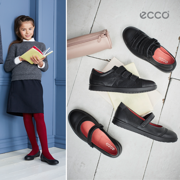 ECCO Back to School Collection 1