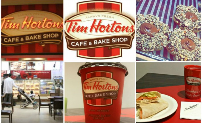 timhortons Collage