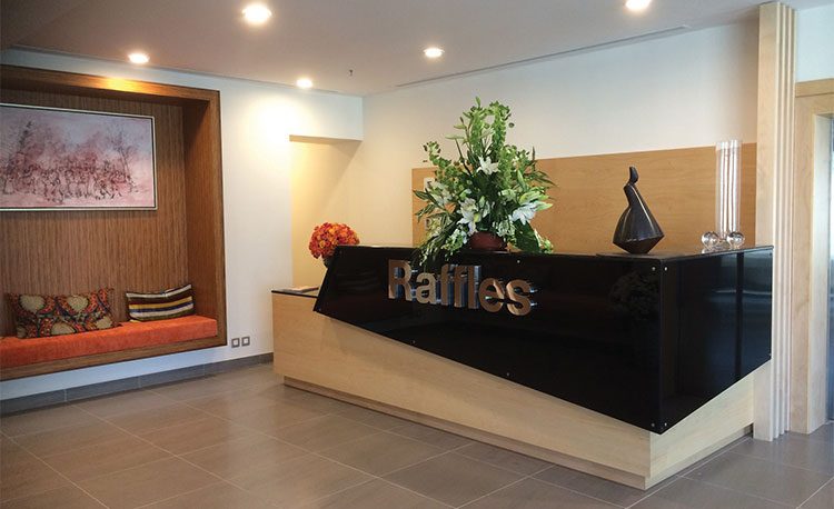 Raffles Riyadh Is One Of Many Institutes Scattered Across The Globe A Private Education Provider They Provide Innovative Design Courses That Are