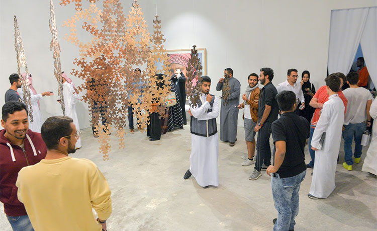 Photo Credit: The Saudi Art Council
