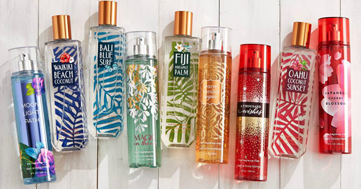 Photo Credit: bathandbodyworks.com