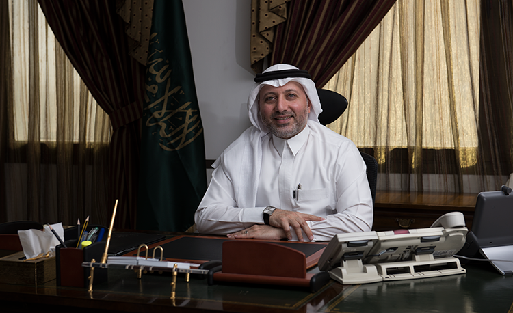 Dr. Bassam Ghulman, Deputy Minister for Transportation, Ministry of Hajj and Umrah