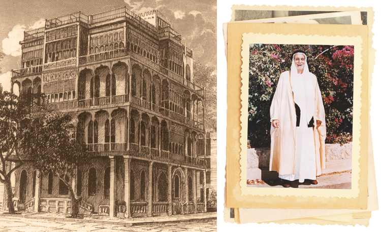 The Sharbatly Home in Historic Jeddah, Al Balad