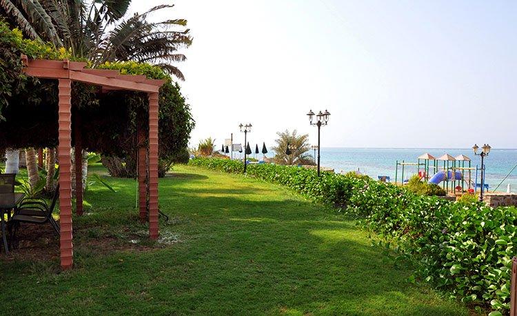 Beautiful Yanbu City in Saudi Arabia with Beach, Seaside, Garden, Parks